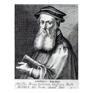 John-Ballen, Bischof von Ossory, 1620 Postkarte