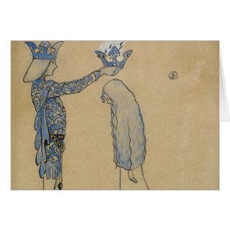 John Bauer - setzen Sie dann den Prinzen eine Karte
