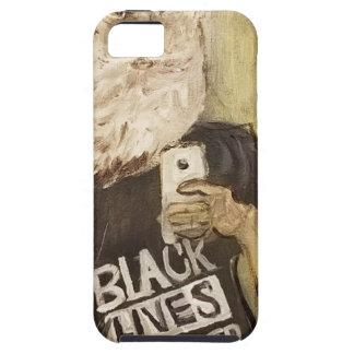 John Brown Selfie/schwarze Leben-Angelegenheit iPhone 5 Case