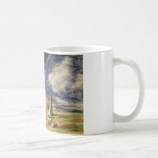 John Constable - Stonehenge Kaffeetasse