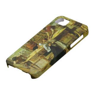 John Millais- le Christ dans la Chambre de ses Coques Case-Mate iPhone 5