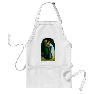 John Millais- le retour de la colombe dans l'arche Tabliers