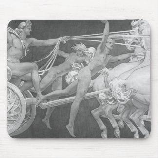 John Sargent- Apollo dans son char avec les heures Tapis De Souris