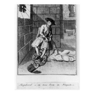 John Sheppard Postkarte