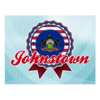 Johnstown, PA Postkarte