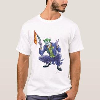 Joker mit Fakegewehr T-Shirt