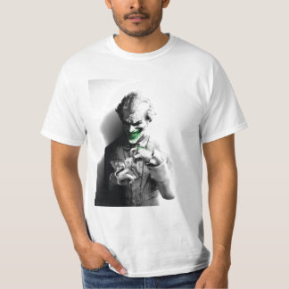 Joker-Schlüsselkunst T-Shirt