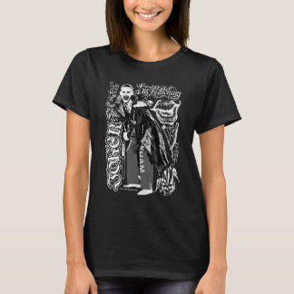 Joker-Typografie-Foto der Selbstmord-Gruppe-| T-Shirt
