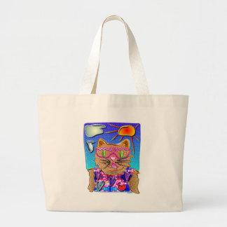 joli minou 1 sac en toile jumbo