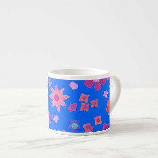 Jolie tasse de café express de Flower power de ble Mug Pour Expresso