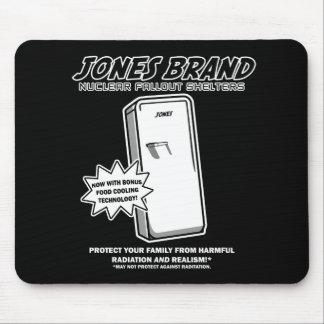 Jones-Atombunker Mousepads
