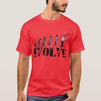 Jonglierender Jongleur jonglieren T-Shirt