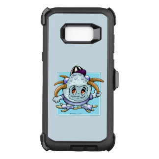 JONY PITTY Verteidiger-Reihe SamsungGalaxy S8 + OtterBox Defender Samsung Galaxy S8+ Hülle