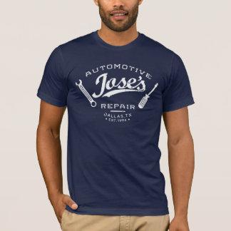 Jose Kfz-Reparatur-T-Stück T-Shirt