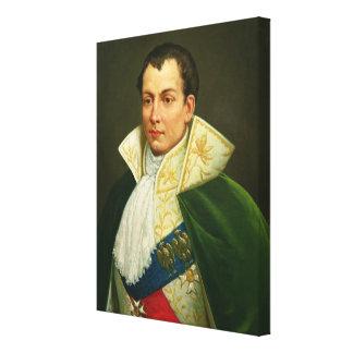 Joseph Bonaparte Toile Tendue Sur Châssis
