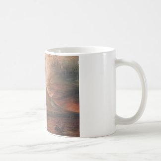 Joseph Mallord William Turner - Vesuv Kaffeetasse