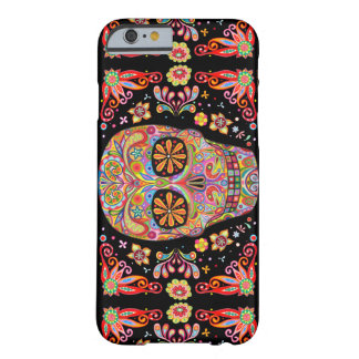 Jour de l'art mort coque iPhone 6 barely there