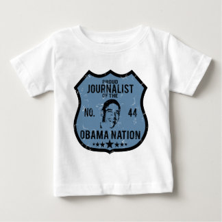 Journalistobama-Nation Baby T-shirt