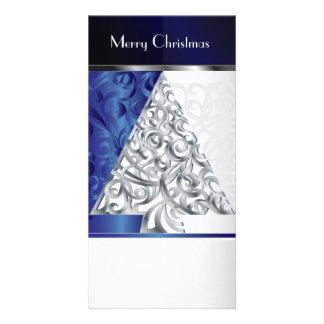 Joyeux Noël de carte photo Photocartes
