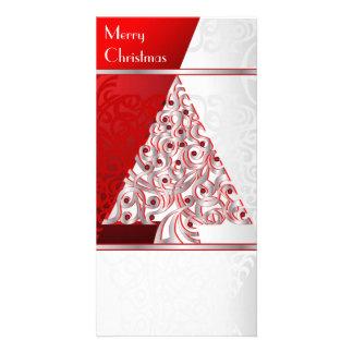 Joyeux Noël de carte photo Photocarte Personnalisée