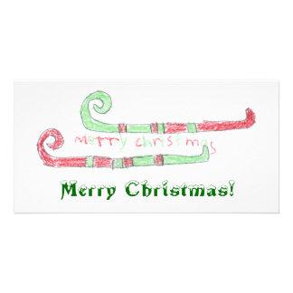 Joyeux Noël ! Photocarte