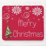 Joyeux Noël spécial Tapis De Souris