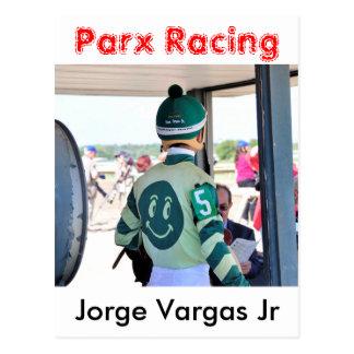 Jr. Jorge-Vargas Postkarte
