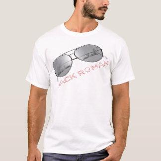 JR. Sonnenbrille-Mann-Stadt T-Shirt