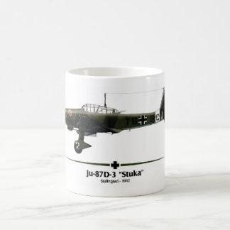"""Ju-87 """"Stuka"""" Schlacht von Stalingrado,- Luftwaffe Kaffeetasse"""