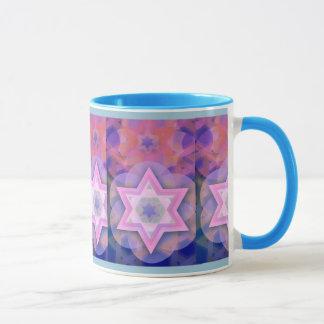 Jüdische Geschenk-Kaffee Tasse-Kabbalah Tasse