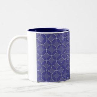 Jüdische Geschenk-Kaffee Tasse-Kabbalah Zweifarbige Tasse