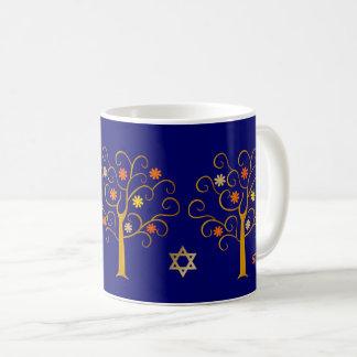 Jüdische Geschenk-Tassen des neuen Jahr-| Rosh Kaffeetasse