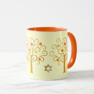 Jüdische Geschenk-Tassen des neuen Jahr-| Rosh Tasse