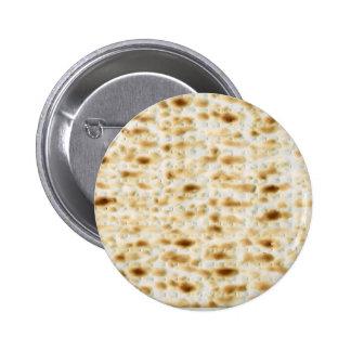 Jüdischer Geschenk-Knopf Runder Button 5,1 Cm