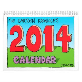 Jüdischer Kalender 2014 - 5774/5775