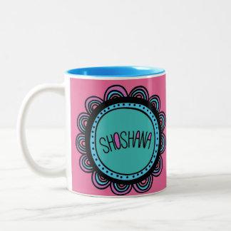 Jüdisches Geschenk für Ihr-Kaffee Tasse