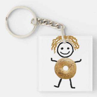 Jüdisches Geschenk, Kinder, Keychain Schlüsselanhänger