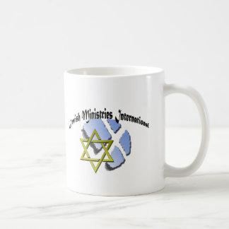 Jüdisches Minitries Tasse