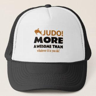 Judo-Kampfkunst-Geschenkartikel Truckerkappe
