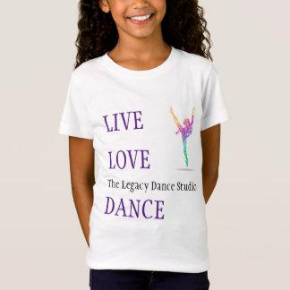 Jugend-LiveLiebe-Tanz am Vermächtnis T-Shirt