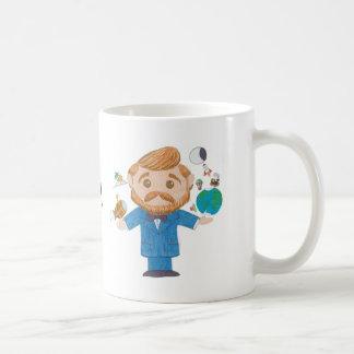 Jules Verne Kaffeetasse