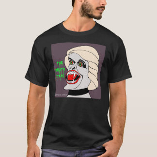 Julie-Bischof durch Bruce Keogh - keoghcartoons T-Shirt