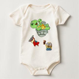 JuLz CloThiNg Baby Strampler