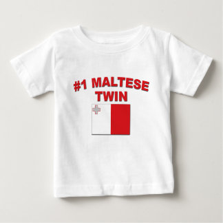 Jumeau #1 maltais tee-shirt