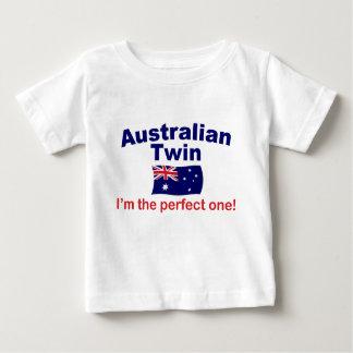 Jumeau australien parfait t-shirts