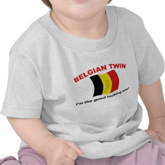 Jumeau belge beau t-shirt