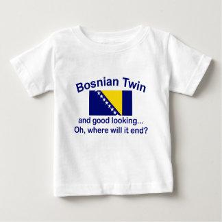 Jumeau bosnien beau tee-shirt