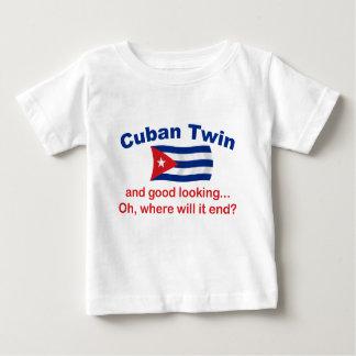 Jumeau cubain beau t shirts