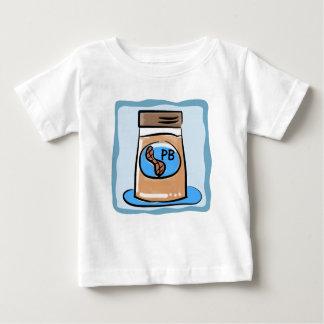 Jumeau de beurre d'arachide/T-shirt d'enfant de T Shirts