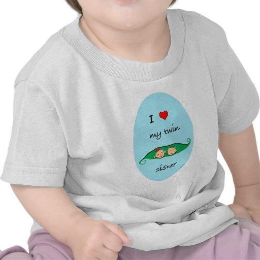 jumeau de garçon t-shirt